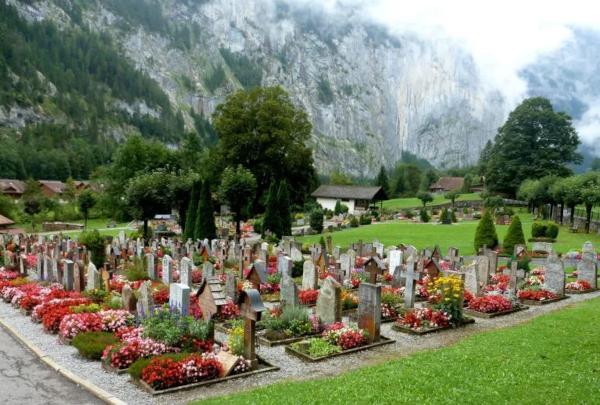 Urejanje grobov